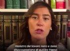 """La Boschi rivolge un appello al papà di Di Maio: """"Vorrei poterla guardare in faccia..."""""""