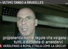 """Italia come la Grecia? Varoufakis a Roma: """"Il vostro governo non è abbastanza serio"""""""