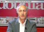 """Travaglio contro la Boschi e Renzi sul caso del padre di Di Maio: """"Forse lei confida nella smemoratezza generale"""""""