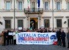 Flash mob di Fdi contro il global compact, Meloni: contiene principio devastante per gli Stati nazione
