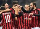Milan, all'inferno e ritorno: cinquina al Dudelange, ma che fatica