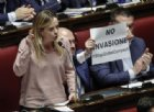 Meloni stuzzica Salvini: «Capisco che ha problemi con il M5s»