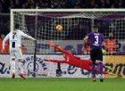 Fiorentina-Juventus 0-3: gol di Bentancur, Chiellini e Ronaldo (rigore)