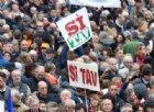A Torino la grande mobilitazione degli imprenditori per il «sì Tav»: 50mila lavoratori in più in 11 anni