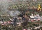 Esplode distributore di benzina: morti e feriti