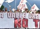 Io NOTAVo: in piazza a Torino contro la TAV per dire moltissimi sì