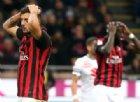 Pareggio a reti bianche contro il Toro: per il Milan si salvano in 4