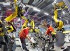 Produzione industriale: a ottobre +0,1% su mese, +1% su anno