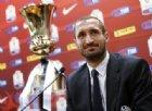 Top 11 Uefa 2018: Chiellini unico italiano fra 50 candidati