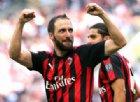 Il Milan riflette, Higuain prepara il ribaltone
