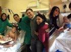 Cristiano Ronaldo, vigilia di Natale in ospedale: il campione ha visitato i bimbi ricoverati