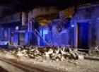 Forte sisma a Catania, almeno quattro feriti