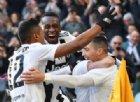 Juventus-Sampdoria 2-1, decide una doppietta di Ronaldo