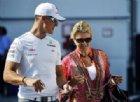 Schumacher, la moglie: «Facciamo il possibile per aiutarlo»