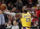 Oklahoma stende i Lakers senza Lebron