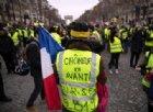 Gilet gialli fanno irruzione nel cuore del potere francese
