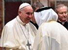 Papa: «Non si può risolvere la sfida della migrazione con la logica della violenza e dello scarto»