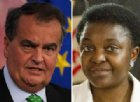 Calderoli condannato per gli insulti a Cecile Kyenge
