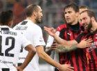 Orgoglio Milan, ma non basta contro CR7 e l'arbitro Banti