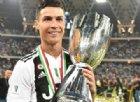 Il gol di Ronaldo inaugura la sua prima coppa con la Juve!