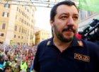 Immigrato morto durante fermo, Salvini: «Sostegno ai Poliziotti»