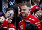 Vettel e Mick Schumacher secondi nella Nations Cup
