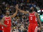 Il solito Harden guida Houston nella vittoria sui Lakers