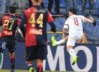 Il Milan espugna Marassi: è la vittoria del grande assente