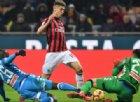Il Milan ferma Ancelotti: tre colonne rossonere, deludono in due