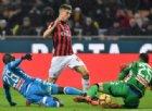 Milan 0-0 Napoli, partita combattuta: entrambe le squadre prendono un punto
