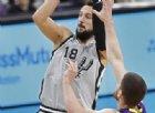 Lakers ko, Belinelli vince con gli Spurs