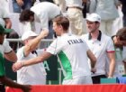 Seppi porta l'Italia alla fase finale di Coppa Davis