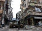 Siria, almeno 11 morti per crollo edificio ad Aleppo