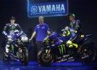 MotoGP: a Giacarta Rossi e Viñales presentano le nuove Yamaha
