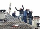 Sgombero asilo occupato di via Alessandria, 3 anarchici ancora sul tetto