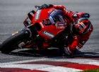 Ducati conclude i test MotoGP con Petrucci in prima posizione e Dovizioso quarto