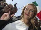Giorgia Meloni avvisa Bruxelles: «Il 26 maggio ci riprenderemo la nostra sovranità»