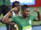 IAAF all'assalto della «mascolinità» di Caster Semenya