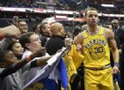Sconfitta inattesa per Golden State, Gallinari trascina i Clippers