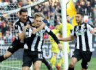 Udinese-Chievo 1-0, gol e highlights