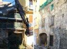 Al via la demolizione di un edificio pericolante in via Bertaldia
