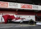 L'Alfa Romeo svela la monoposto di Raikkonen e Giovinazzi