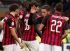 Milan, terzo senza lode: contro il Sassuolo si salvano in quattro