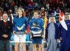 Federer vince a Dubai: è il titolo numero 100 in carriera