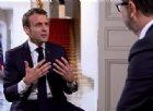 Macron da Fazio: «Le polemiche con Roma? Non gravi. La Tav? Ci siamo impegnati a farla»