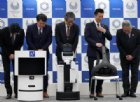 Tokyo 2020: ecco i robot olimpici
