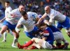 Sei Nazioni: l'Italia lotta, ma perde 25-14 con la Francia