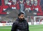 Milan: ora la posizione di Gattuso cambia