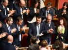 Diciotti, Salvini si difende in aula e ringrazia il M5s: «Fu decisione del governo. Le cose si fanno in due»