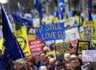 Brexit nel caos: centinaia di migliaia di persone in piazza per il nuovo referendum